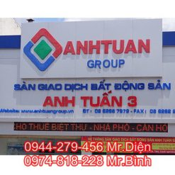 Bảng mặt dựng Alu Anh Tuấn Group